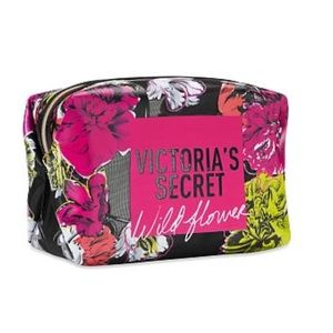Victoria's Secret Bombshell Wildflower Beauty Bag
